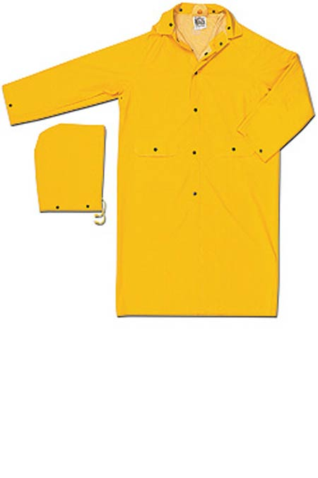 MCR 200CX2 2XL Yellow PVC / Polyester Snap