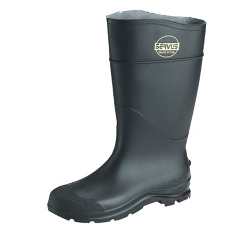 Honeywell SERVUS® 18822 Waterproof PVC Plain-Toe Boots, 16""