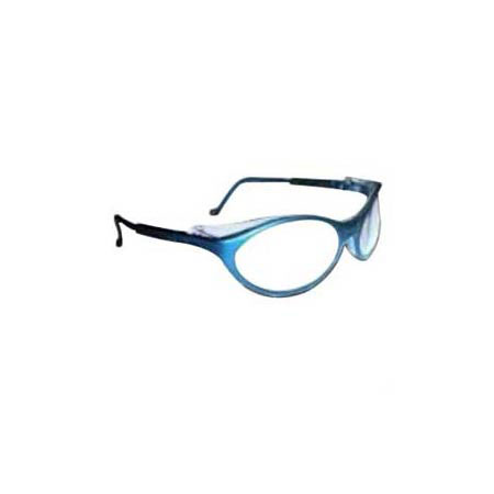 Uvex®, Safety Glasses, Polycarbonate, Clear, Scratch-Resistant, Polycarbonate /
