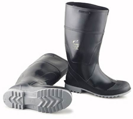 Steel Toe Boot, Polyurethane / PVC, Steel