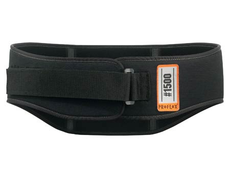 ProFlex®, Belt Only, Black, X-Large, Lumbar Pad Belt