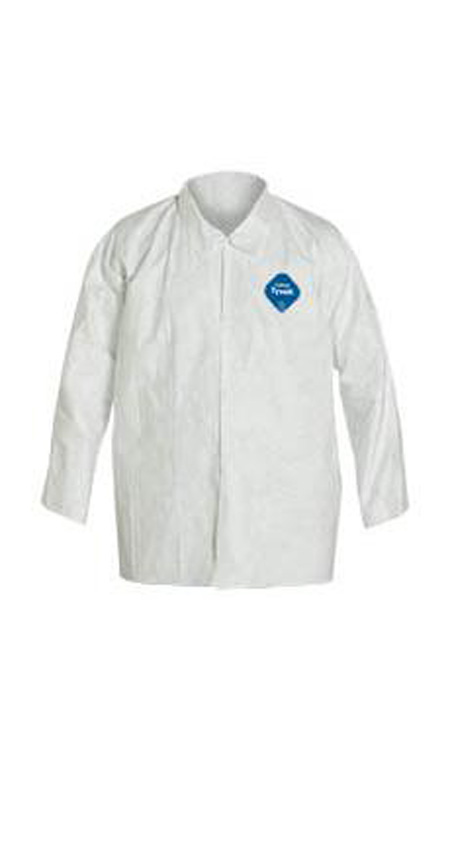 DuPont™ Tyvek® 400 TY303S WH White Shirt, Large