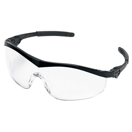 MCR Safety ST110AF Storm Safety Glasses, Clear Anti-Fog
