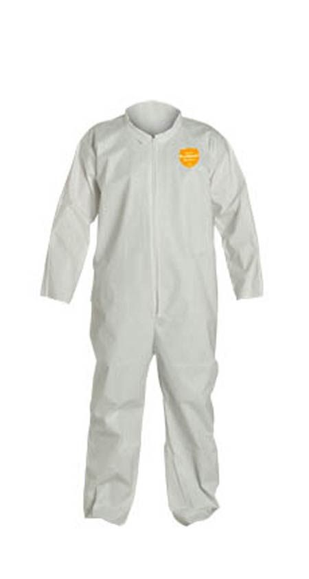DuPont™ ProShield® NexGen® NG120SWH Front Zipper Disposable Coverall