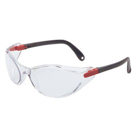 Uvex® S1700X Safety Glasses, Polycarbonate, Clear, Anti-Fog, Frameless