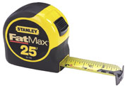 Tape Measures, Rulers & Levels