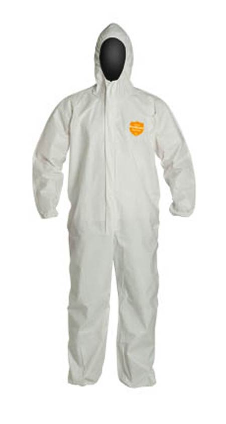 DuPont™ ProShield® 60 NG127S WH Coverall with Hood