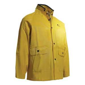 Rain Onguard Webtex Jacket Pvc Yellow Dunlop 76032 tsdrChQ