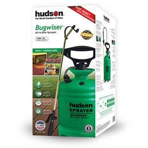 Hudson Yard Garden Deck Fence 65122 Pump Sprayer