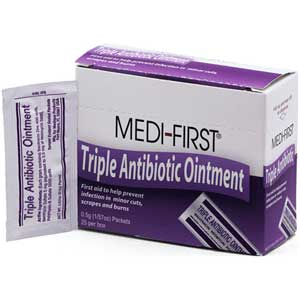 Medique® 22335 Medi-First® Triple Antibiotic Ointment