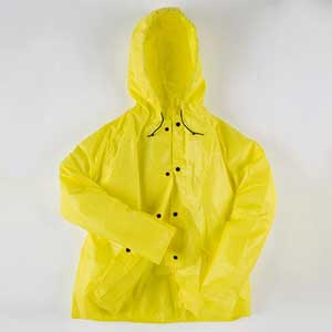 temperament shoes clearance prices sneakers Neese 373-SJ XL Yellow Nylon/Polyurethane Rain Jacket