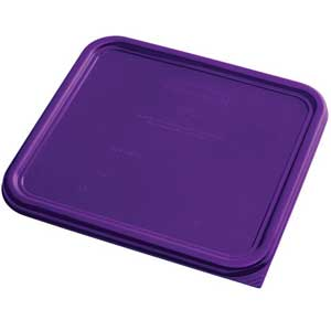 Rubbermaid Color Coded Food Storage System Square Lid