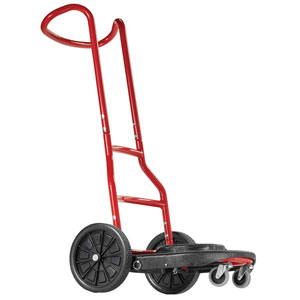 Rubbermaid Brute® Multi-Surface Dolly 1997801, 250 lb Capacity