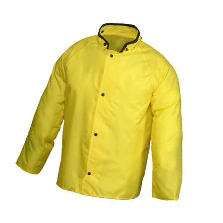 Tingley® Eagle™ J21207 Yellow 200 Denier Nylon Raincoat
