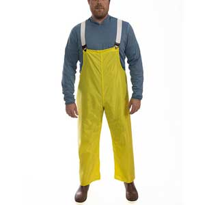 Tingley® Eagle™ O21007 Yellow Polyurethane Nylon Overalls