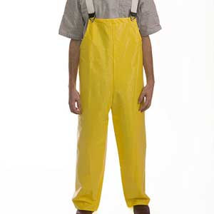 Tingley® Webdri® O31007 Yellow PVC Plain Front Overalls