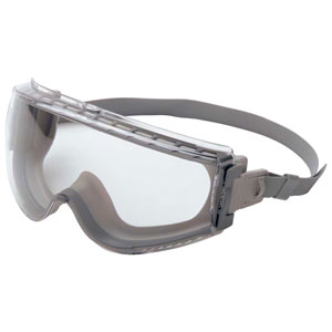 Honeywell Uvex Stealth Anti-Fog Goggles Gray S3960C