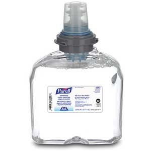 Gojo 5393 02 Purell Foam Hand Sanitizer 1200ml Refill