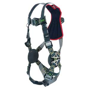 Miller®, Full Body Harness, Kevlar / Nomex, Non-Stretch