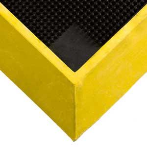 Wearwell 222 Tall Wall Sanitizing Footbath Mat 32 Quot X 39 Quot