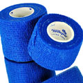 COTZEE COHESIVE BANDAGE LATEX FREE BLUE