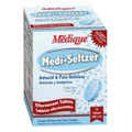 Medi-Seltzer®, Antacid & Pain Relief Tablet, Packet