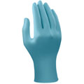 Ansell 92-675 TouchNTuff® Blue Disposable Nitrile Gloves, Large