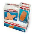 AMERICAN® WHITE CROSS, Flexible Design Bandage, Tan, 2