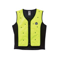 Ergodyne Chill-Its® 6685 Dry Evaporative Cooling Vest, Hi-Viz
