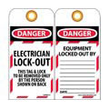 Lockout Tag