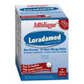 Medique Products® Loradamed Loratadine Allergy Medication