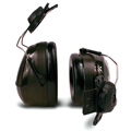 3M™ Peltor™ Optime™ 101 Cap-Mounted Earmuffs H7P3E NRR 24 dB
