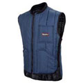 Refrigiwear® Cooler Wear™ 0599 MED Navy Blue Vest