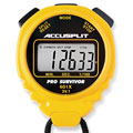 Accusplit® A601XY Yellow Pro Survivor Stopwatch