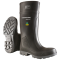 Dunlop Purofort® E462043.8 Charcoal Poly Steel Toe Boots