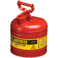 Type 1 Safety Can, Red, 2 gal