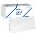 Kimberly-Clark® Scott® 01700 Single-Fold Towel, Paper, White