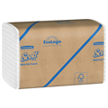 "Scott Multi-Fold Paper Towels White 9.2"" x 9.4"""