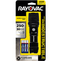 Rayovac® Workhorse Pro™ DIY3AAA-BE Indestructible AAA Flashlight