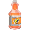 Sqwincher Zero Thirst Quencher 050107-OR Orange, Liquid Concentrate,