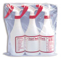Tolco® CleanCheck® 130120 Recyclable 24oz Trigger Spray Bottles