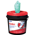 WypAll® Waterless Cleaning Wipes, 75 Wipes/Bucket