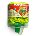 Moldex® Goin Green® PlugStation® 6646 Earplug Dispenser, Clear,