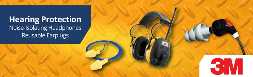 3M Hearing Protection Sale